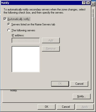 Isa Server 2004 and Windows 2003