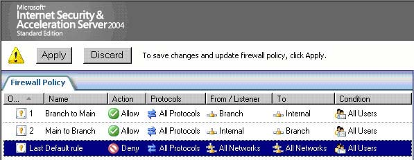 VPN, ISA 2000 Server, ISA 2004 Server, firewall, брандмауэр, L2TP